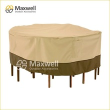 600D Garden Furniture Cover round table chair set covers Waterproof