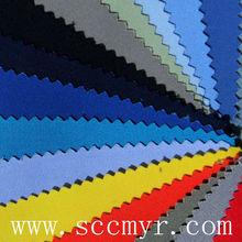 SGS certificated 100% cotton /SATIN/POPLIN fabric for workwear 106*54 16*12
