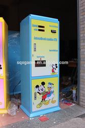 New design !! Dispenser Coin Machine Change Money /Cash Exchange Machines