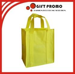 Custom Logo Printed Promotional Non Woven Shopping Bag