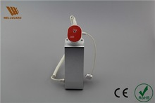 Mobile phone stand anti-theft security display alarm charge