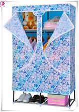 See larger image Fashional Fabric Wardrobe Portable easily assembly Wardrobe