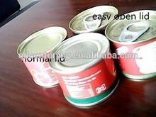 Canned packing A/B>2.0 tomato paste/peeled tomato/tomato puree