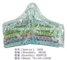 1609 xufeng hanger OEM&ODM accessible fashionablesponge plastic hook hanger wholesale