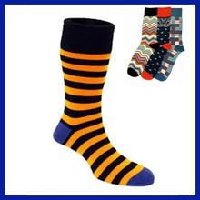 2015 Mens Fashion Socks/Mens Custom Casual Socks/Wholesale Colored Cheap Dress socks