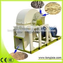 1.8-2t/h capacity TFP1000 long working life tree root/grass/wood crusher