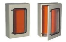 high quality wall mounting outdoor rainproof metal Enclosure with plexiglass door