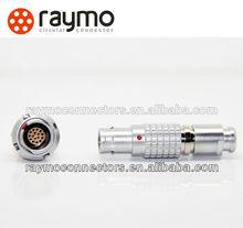 Compatible FGG EGG 00 0B 1B 2B 3B push pull circular cable lemo connector