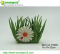 Non- tessuto home decorazione feltro fiore, ago feltro borsa artigianale per la primavera