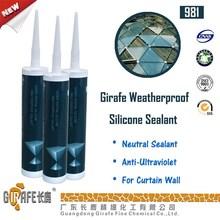 high modulus silicone sealant