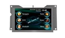 2 Din In-dash Car stereo radio/dvd/gps/mp3/3g multimedia system for Citroen DS5 V7124C1
