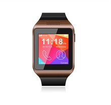 cheap price Mans cool watches Alibaba China fashion jewelry wrist watches hidden Camera with speaker GSM Bluetooth