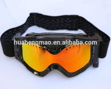 recordable snow board ski goggles HD 720P HHM029 Goggles Motorcross Ski Goggle With Camera