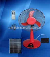 2015 air cooler battery fan/rechargeable battery operated fan