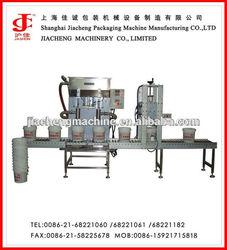 Shanghai Semi Automatic Bucket Filling and Sealing Machine