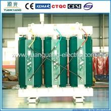 25kV Cast-resin Dry type Transformer Dry transformer 630 kva