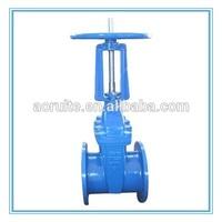 Handwheel operation Soft seat Rising Stem Gate Valves