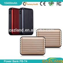 5200mah power bank for macbook pro /ipad mini/power bank 10400