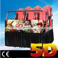 sensação incrível 5d movimento de teatro 5d equipamentos de cinema teatro 5d livre de filmes de animação