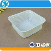 Custom accept plastic blister capsule package tray