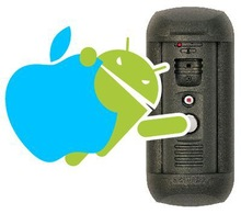 new launched IOS&Android supported, SIP door bell covers