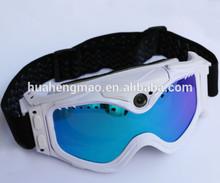 Winter Snow Ski Goggles HD720P Video Camera Recodable Sports Glasses Anti-fog Ski Sunglasses
