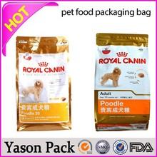 Yason non woven fabric bags in america bi-monthly magazine/ cello pouch