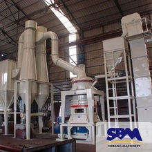 Hot sales environment friendly china shanghai micro powder mill