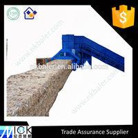 hydraulic vertical plastic film baler,plastic film baler machine,plastic film baling press