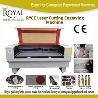 High Quality cnc laser cutting jigsaw puzzle machine
