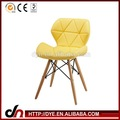 Pvc de cuero moderno nuevo diseño barato eames silla, Charles eames muebles, Pu silla de comedor