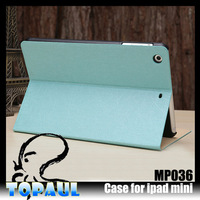 Cell Phones & Accessories leather flip case and cover for mini ipad