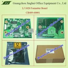 Printer Spare Parts Laserjet 1020/1018 printer Formatter Board Logic Card Main Board CB409-60001