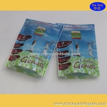 2015 Alibaba top quality personalized design zipper packing in China
