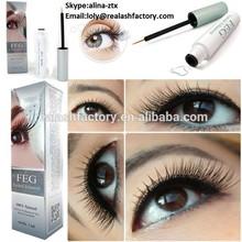 100% good business type FEG eyelash enhancer natural eyelash growth product