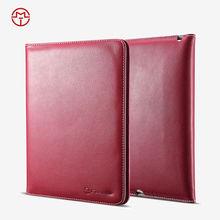 2015 Wholesale checkout caseme tablet cover for ipad air 2, leather tablet case for ipad air 2