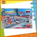 crianças carro de garagem de estacionamento do brinquedo