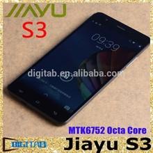 New 5.5inch JIAYU S3 3GB RAM MTK6752 Octa Core 3GB/16GB FDD-LTE 4G Android 4.4 Unlocked Cell phones