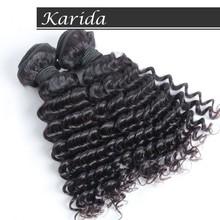 100% unprocessed virgin malaysian hair,malaysian deep wave #1