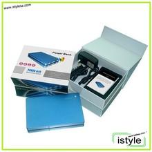 5V 12V 16V 19V oem rechargeable battery 5v 20000mah