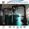 de oxígeno compresor de gas de la máquina para producir oxígeno del proyecto