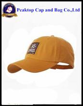 2015 custom embroidery baseball cap and hat/ curve brim cheap sports cap fan cap