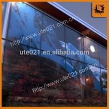 one way vision window graphics,window perforated Vinyl, custom see thru window graphics