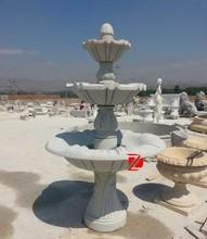 unique Granite Tier Yard Fountain