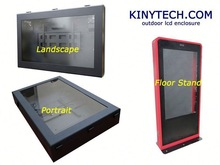 outdoor tv housing enclosure