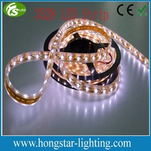 DC12/24V SMD3528 led strip 4.8 watt per meter Non-Waterproof White/Red/Blue/Warm/RGB 5M