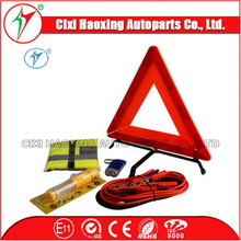 Contemporary most popular ce european roadside car emergency kits