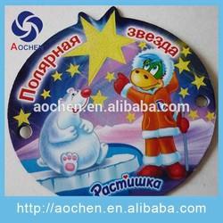 custom promotional country souvenir fridge magnet