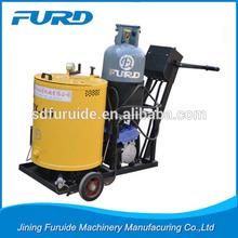 Furuide hand push asphalt concrete road crack filling machine for sale