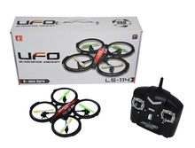 Mini 2.4Ghz 6 axis RC quadcopter helicopter